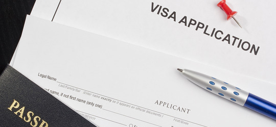 Visa applications needn't be as onerous